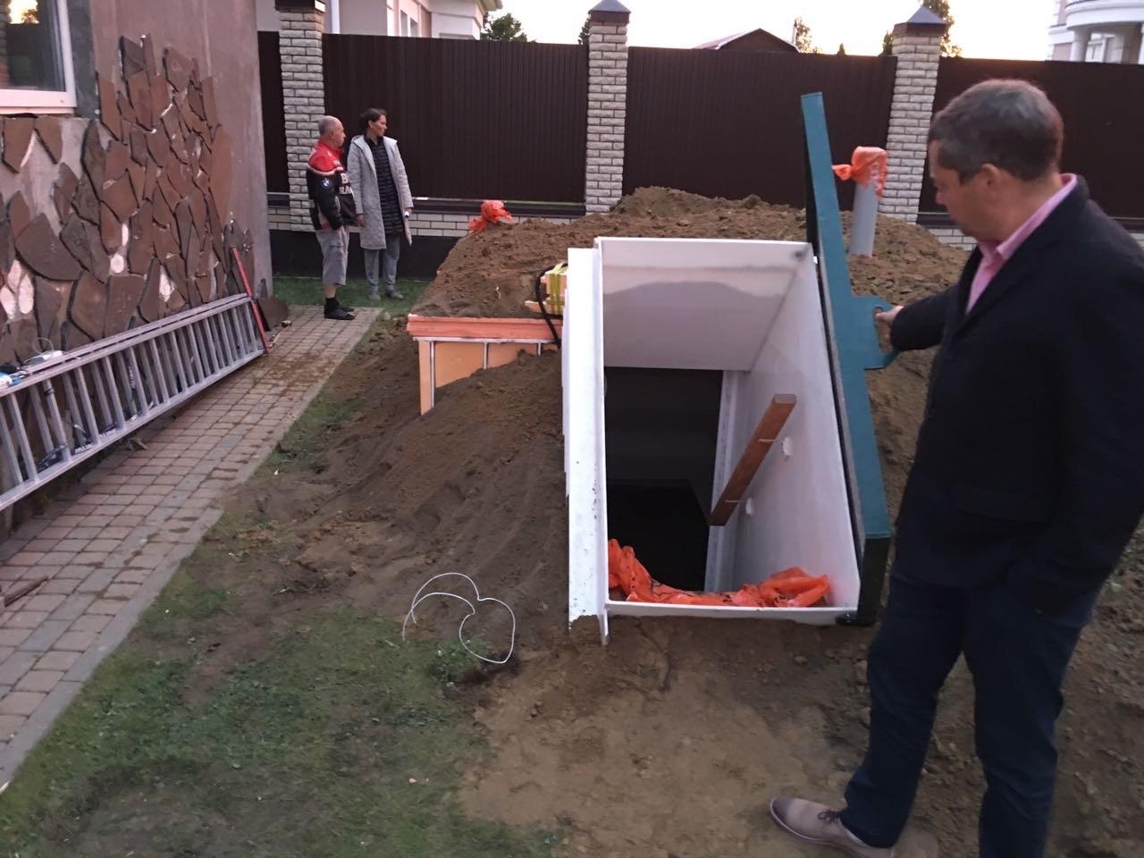 Как сделать погреб из дерева