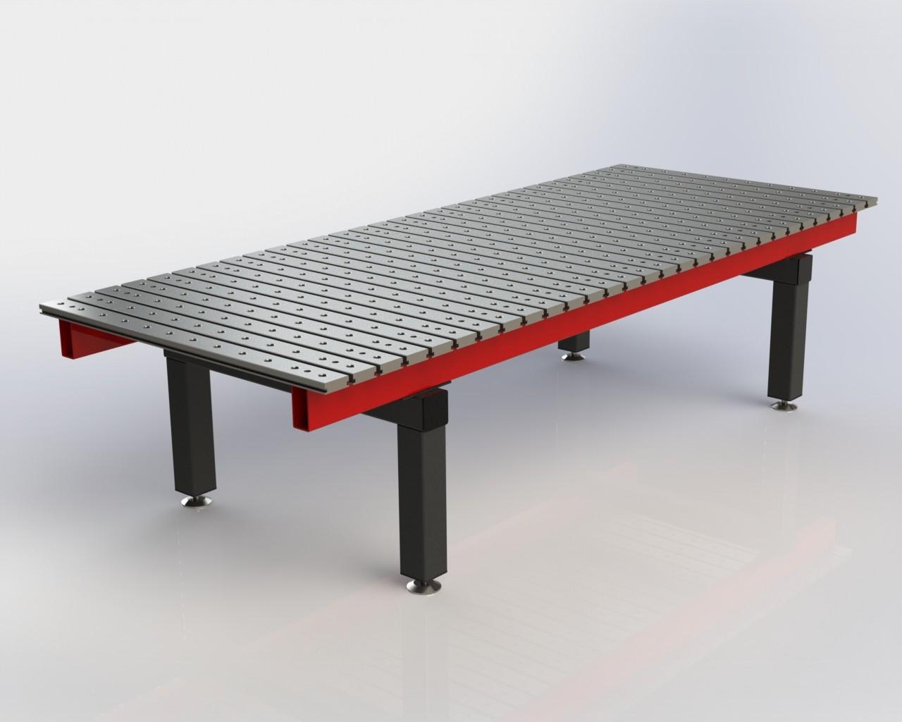 Сварочный стол с отверстиями своими руками