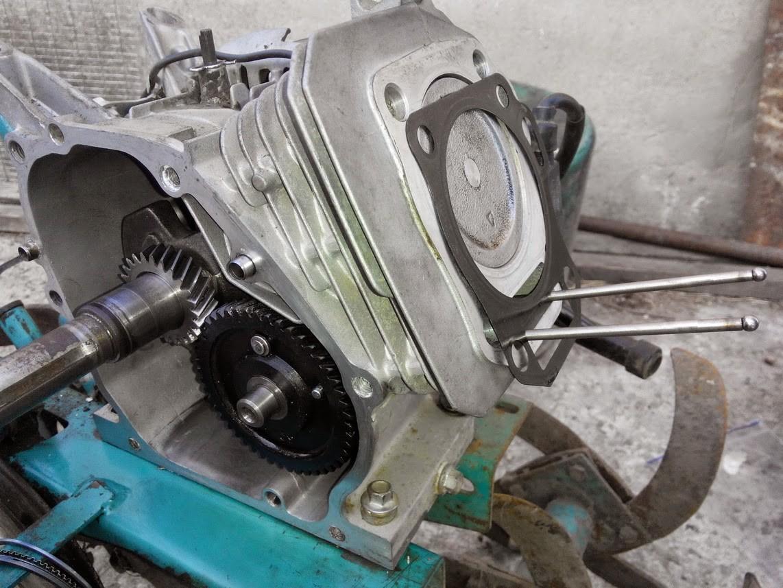 Ремонт двигателя для мотоблока своими руками