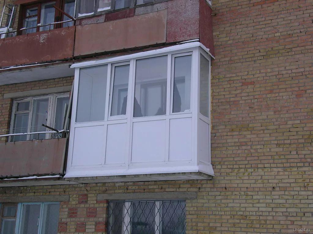 Фотография советская, 16. балкон пвх с полной обшивкой. фото.