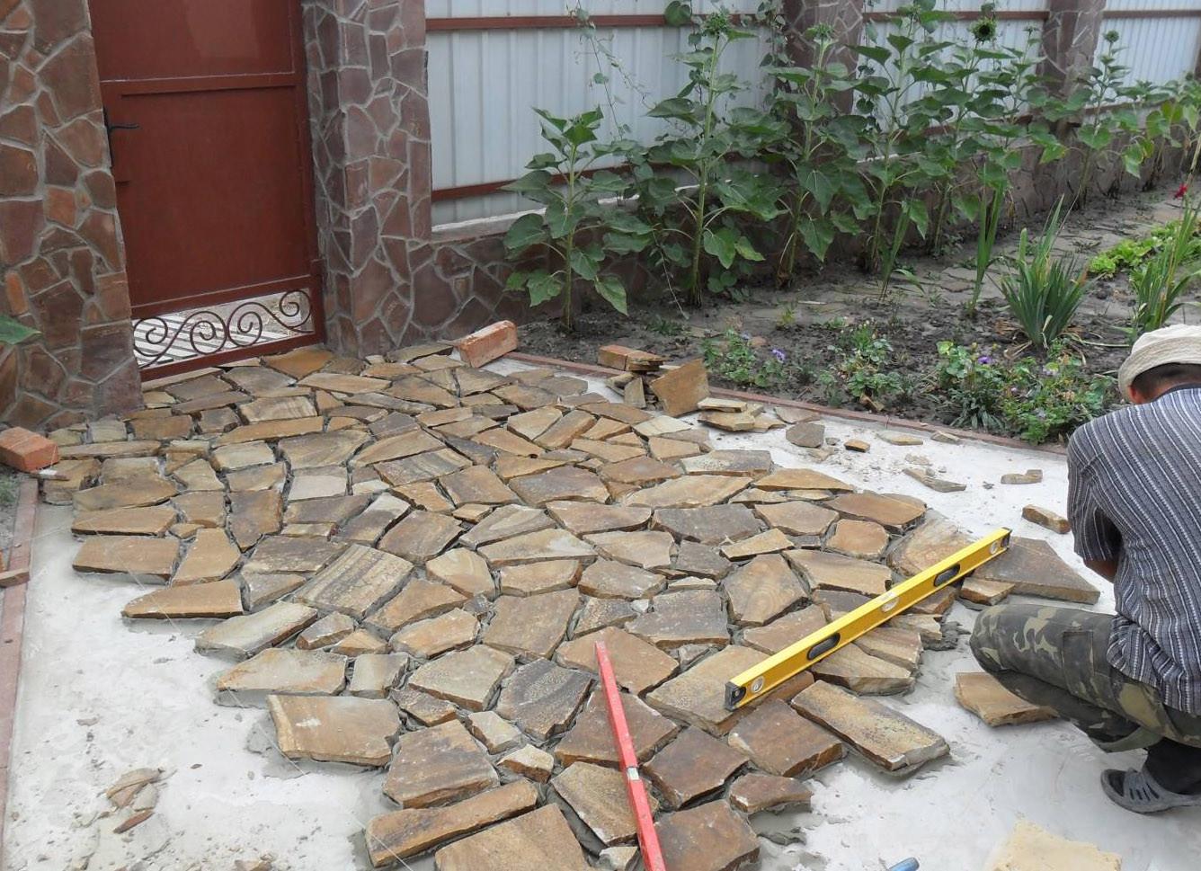 Ремонт каменного дома своими руками