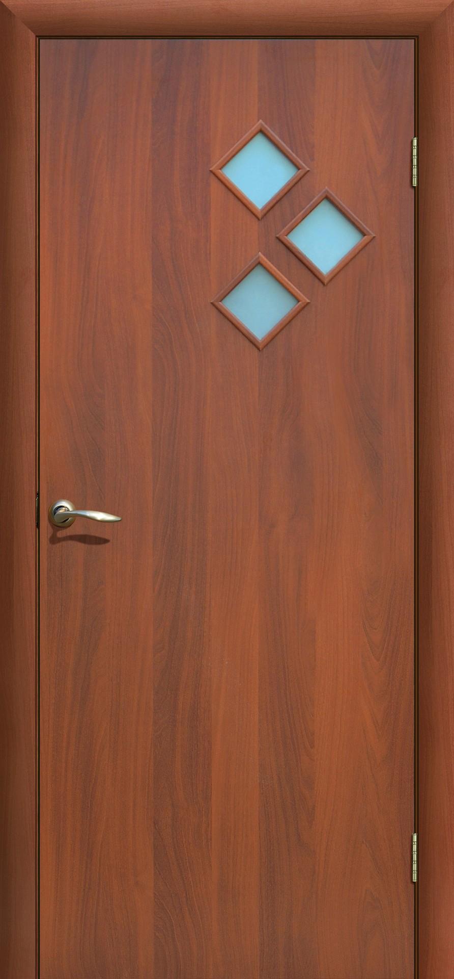 Двери всех цветов ореха