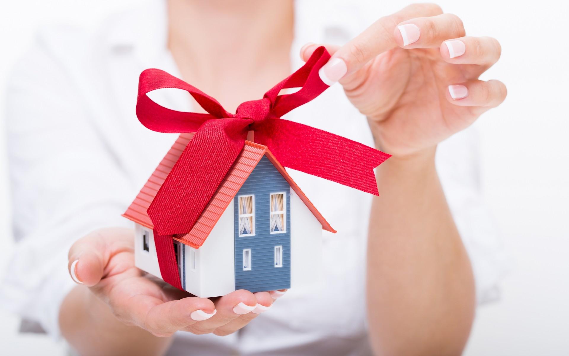 Налог на подарок недвижимости родственнику