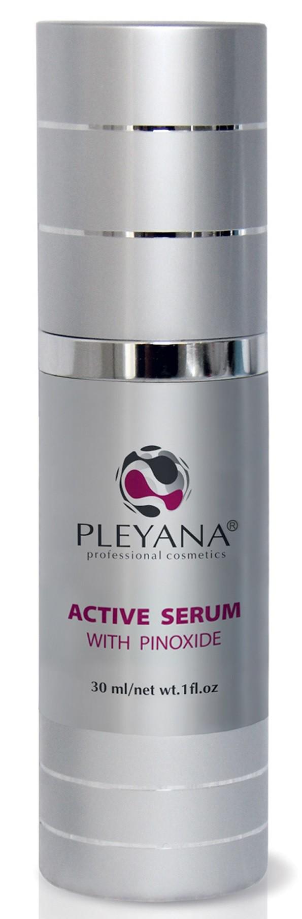 Pleyana (плеяна) Активная сыворотка с пиноксидом, 30мл