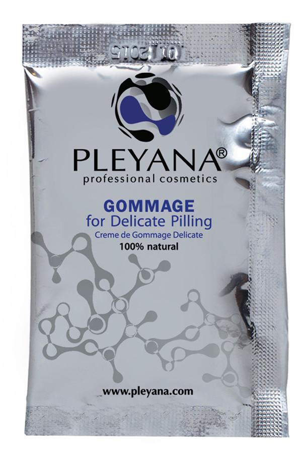 Pleyana (плеяна) Гоммаж для деликатного пилинга, 5 мл