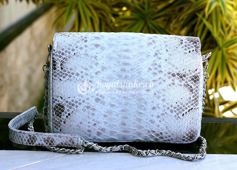 Сумка из питона, модные сумки с острова Бали, кожа питона