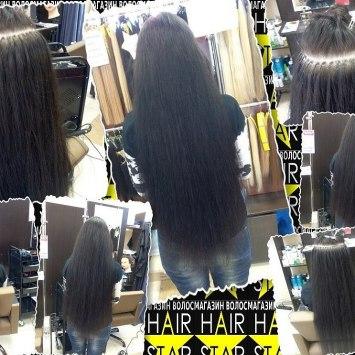 Наращивание волос в белгороде