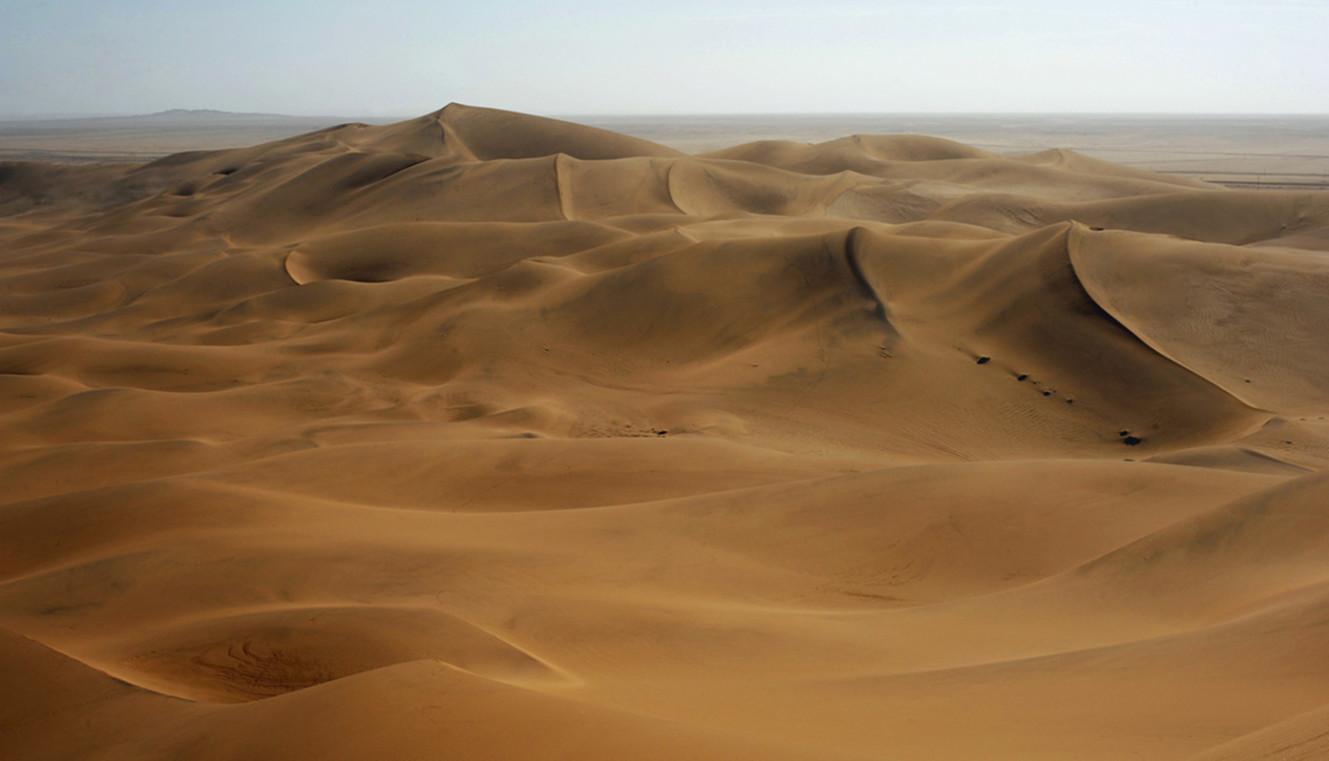 Пустынные дюны, Намиб