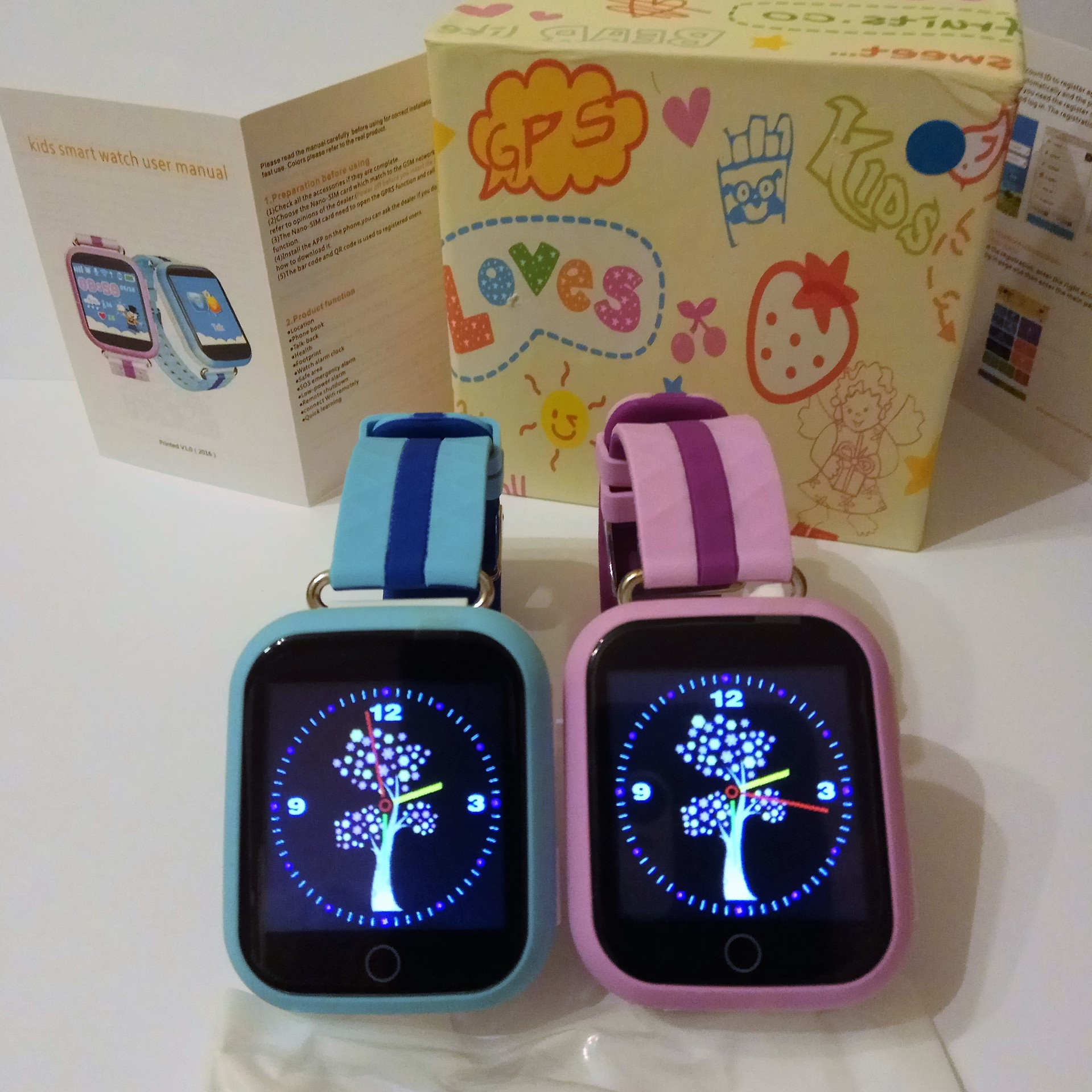BABY GPS-WATCH