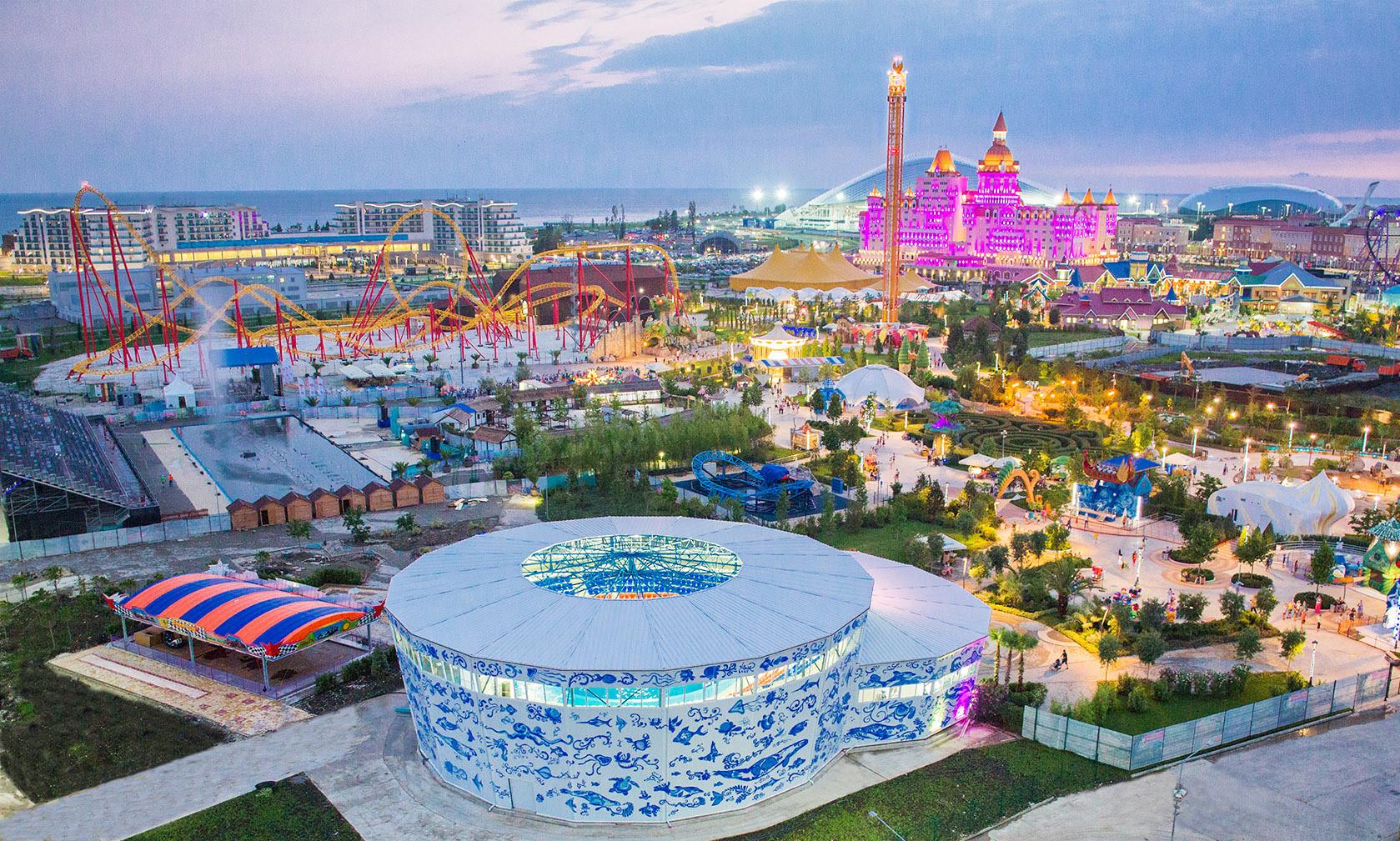Курорты - Сочи отдых цены 2017