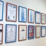 Certificates of specialists of the ACCA clinic