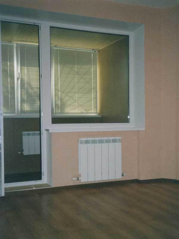 Фото - балконные блоки.
