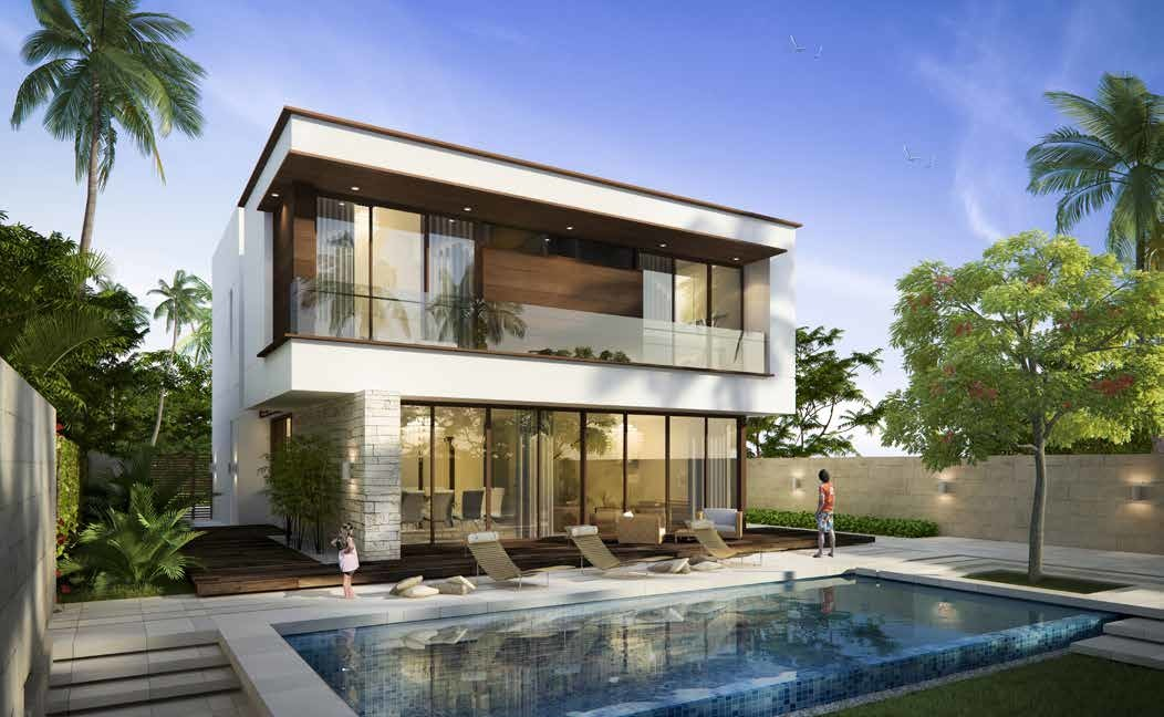The Park Villas at DAMAC Hills