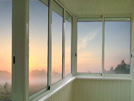 Тд экострой - остекление балконов в ульяновске.