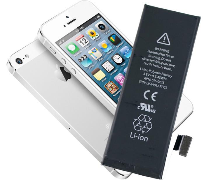 замена аккумулятора iphone 5 тула