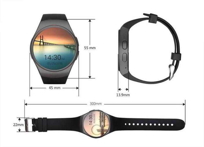 Умные Часы Smart Watch KW18 Характеристики
