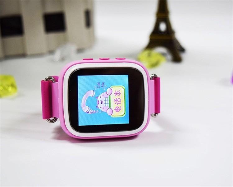 Детские Умные Часы с GPS Трекером Smart Baby Watch Q70 цвета
