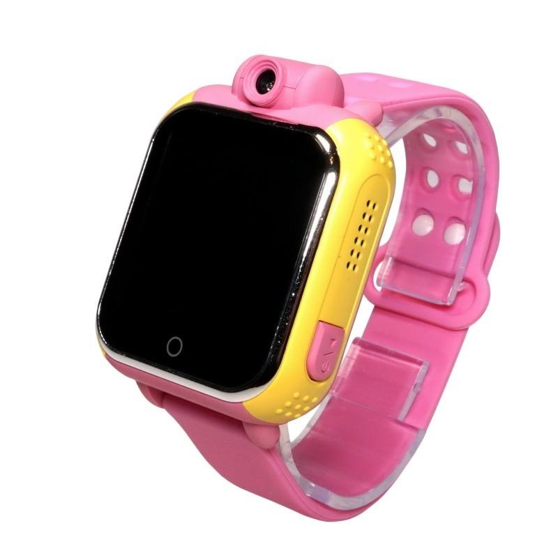 Детские Умные Часы с GPS Трекером Smart Baby Watch Q75 Q200 GW1000 цвета