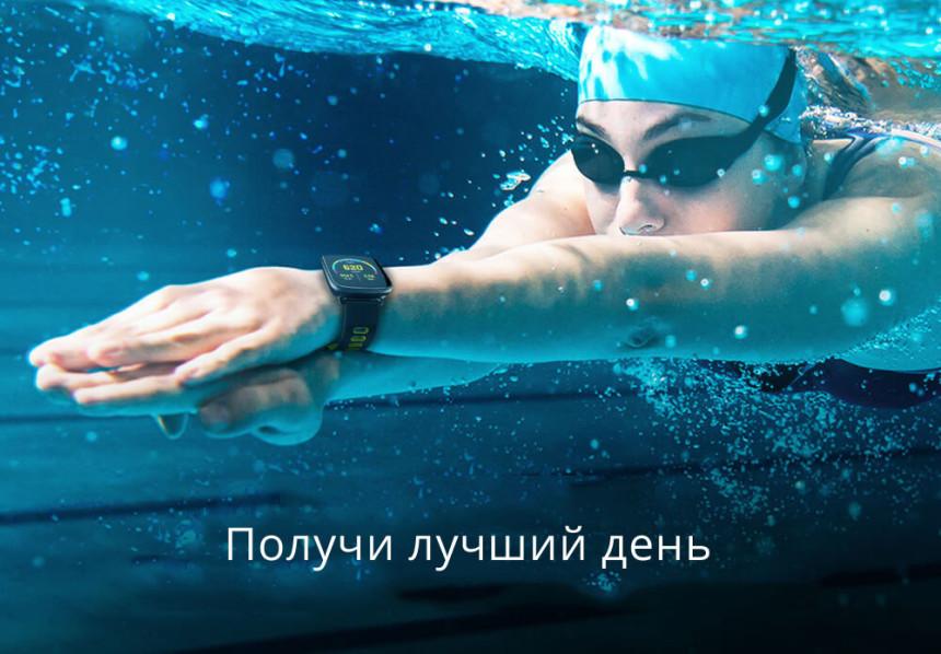 Умные Часы Smart Watch GV68 бассейн