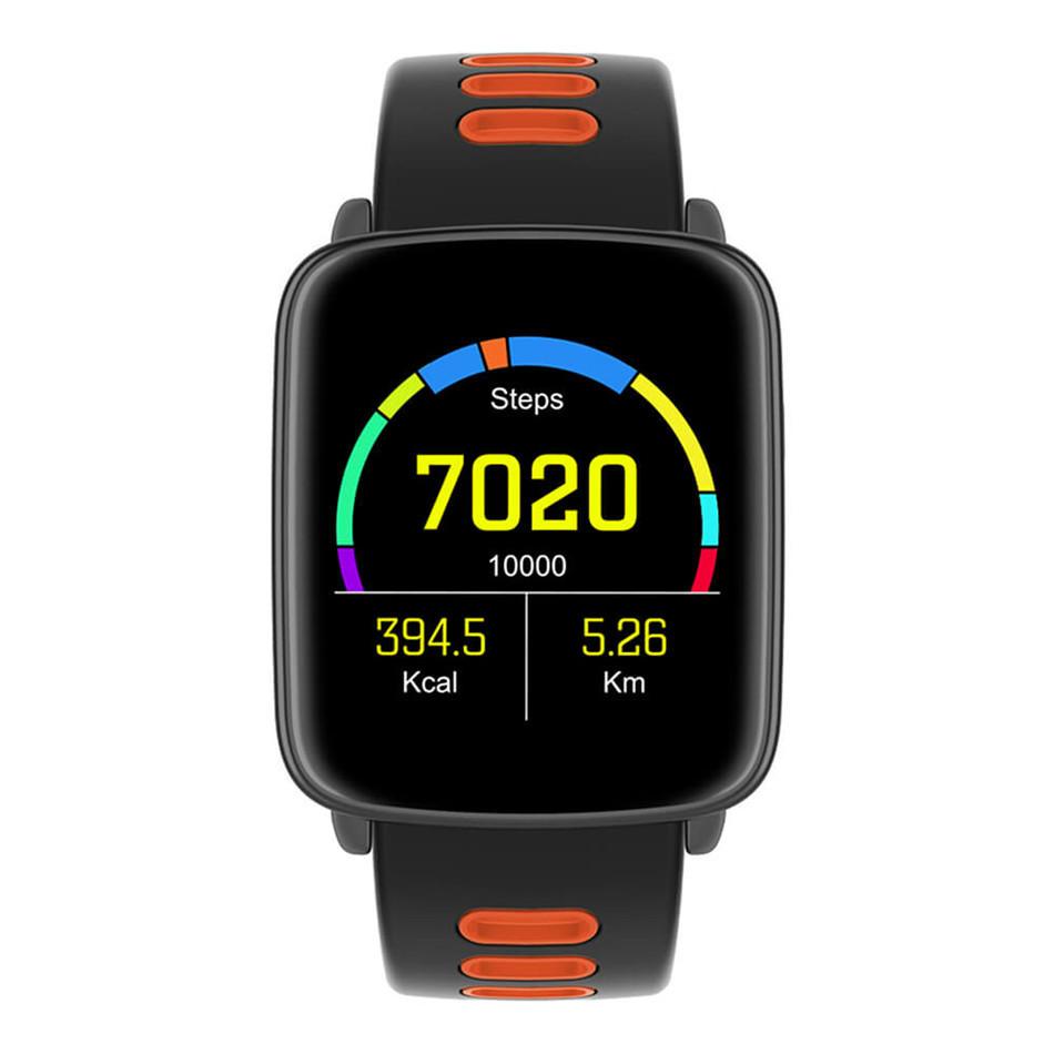 Умные Часы Smart Watch GV68 красные
