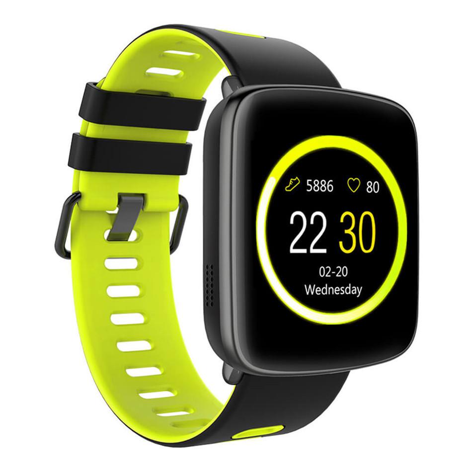 Умные Часы Smart Watch GV68 салатовые