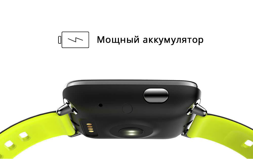 Умные Часы Smart Watch GV68 аккумулятор