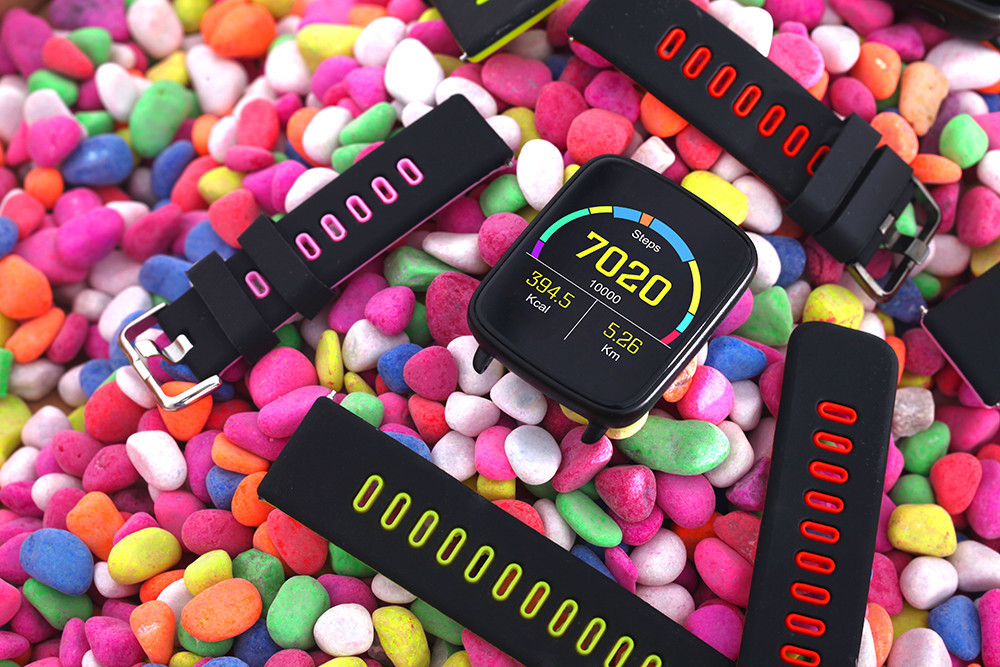 Умные Часы Smart Watch GV68 цветные