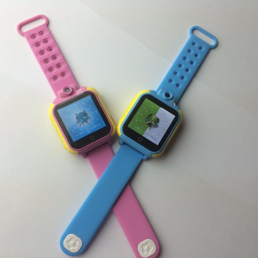 Детские Умные Часы с GPS Трекером Smart Baby Watch Q75 Q200 GW1000